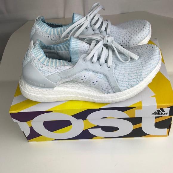 d5e85aeda3613 Adidas UltraBOOST C Parley Women s Sneakers
